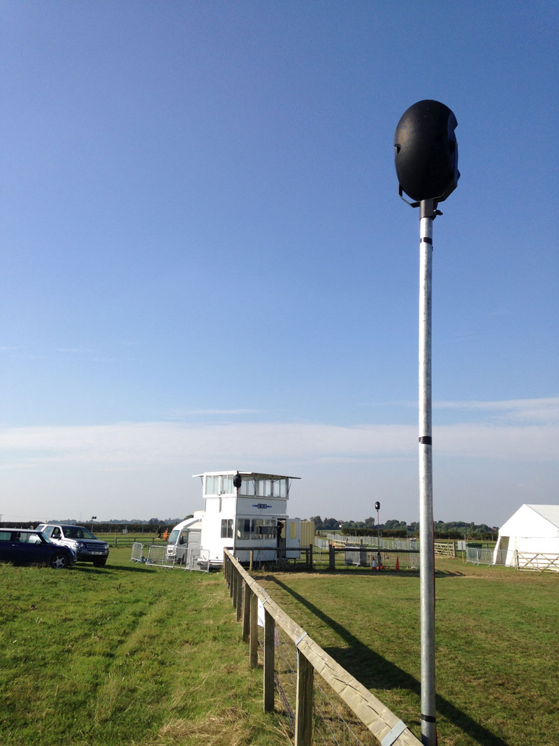 Outdoor Communications | All Weather – EV and Community speakers can be used in all weathers