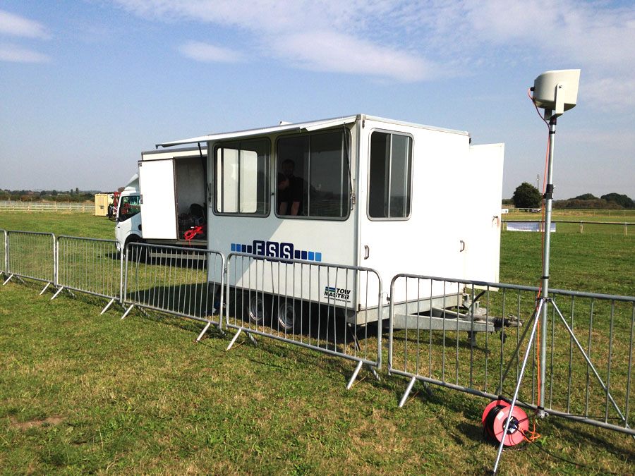 Outdoor Communications | Ring System – PA system for performance ring at country fair