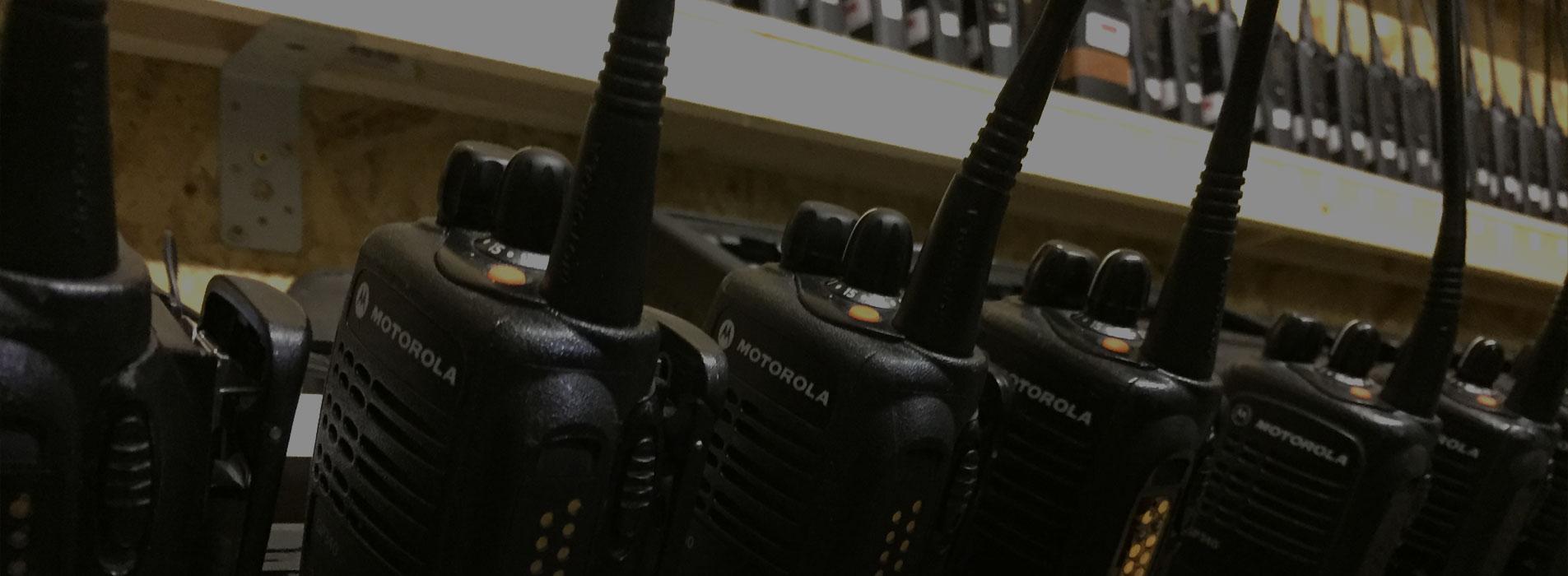 walkie talkies photo