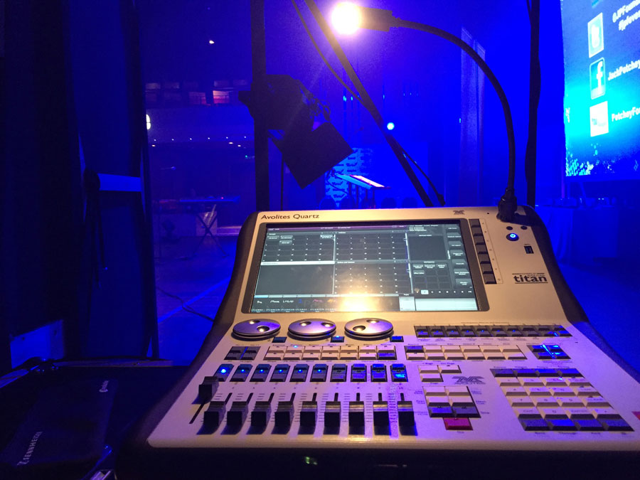 Hire | Avolites Quartz lighting desk added to hire stock